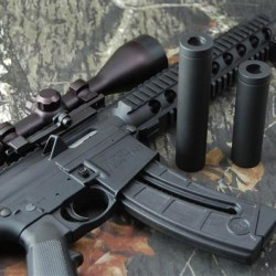 Mossberg Tactical 22 - 8 inch Long Barrel Shroud