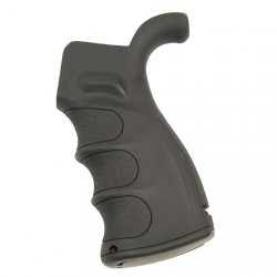 AR-15, M4, AR-10, S&W M&P 15-22 Neoprene Coated Pistol Grip with Backstrap