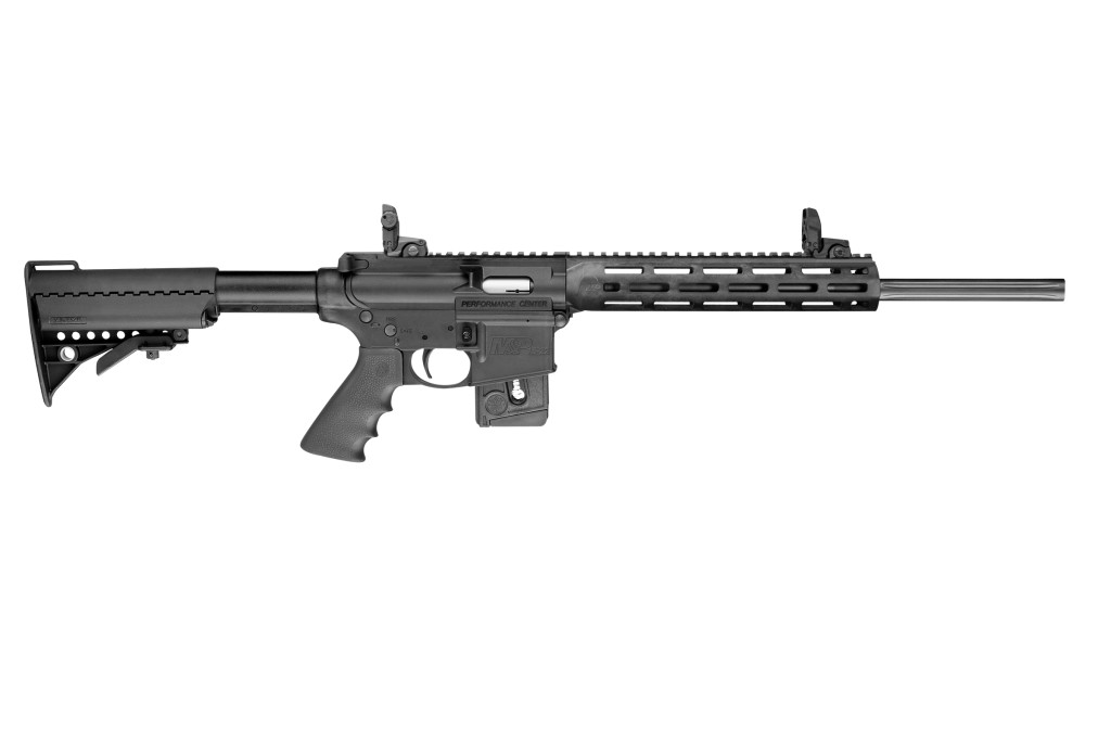 Smith & Wesson Performance Center M&P15-22 SPORT Compliant CT / MA / NJ - 11507
