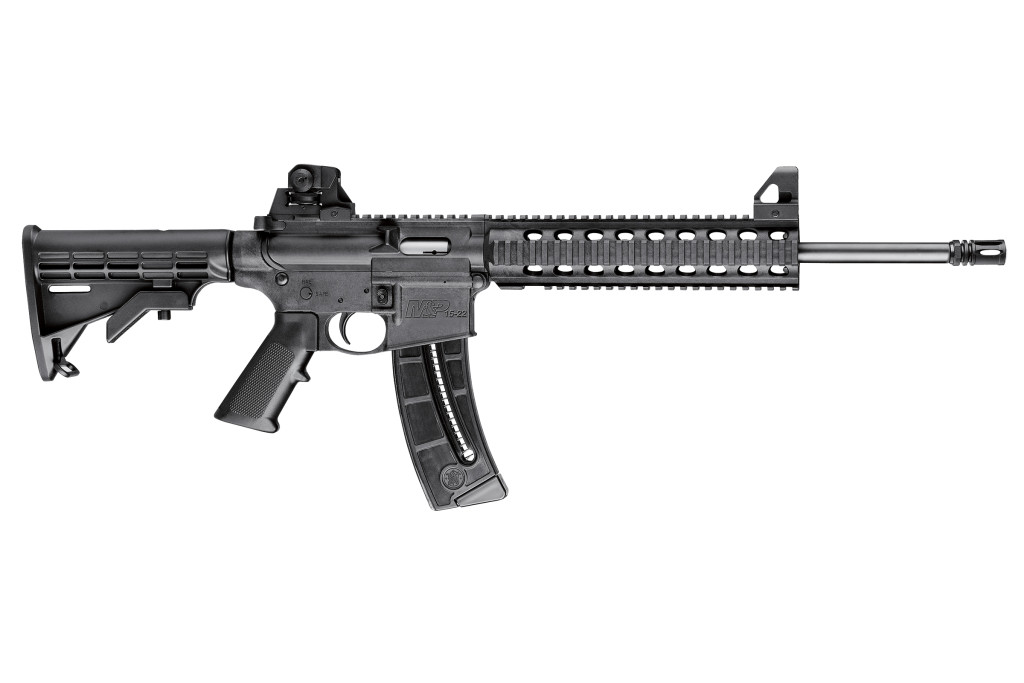 Smith & Wesson M&P15-22 Threaded Barrel - 811033