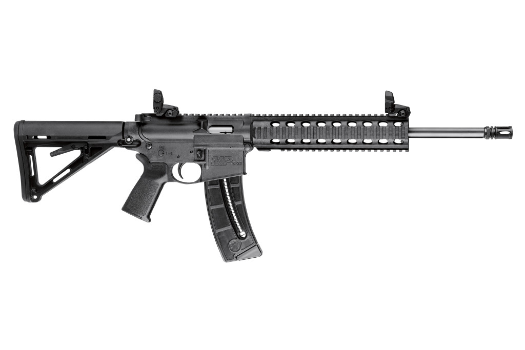 Smith & Wesson M&P15-22 MOE - 811034