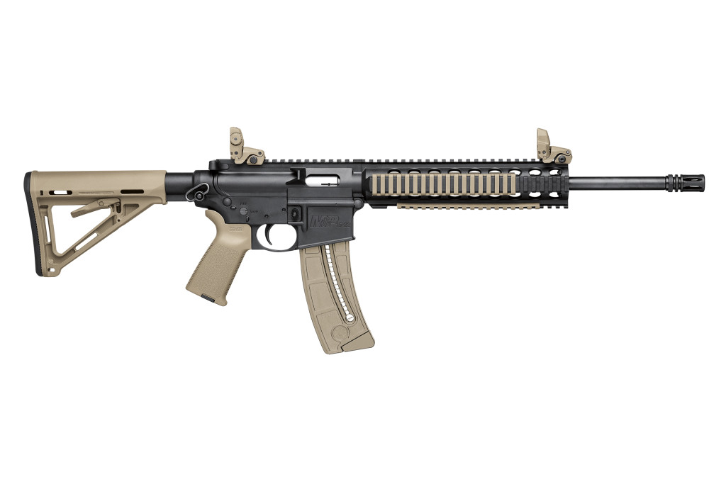 Smith & Wesson M&P15-22 Flat Dark Earth - 811035
