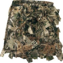 Ghillie TCS 3/4 Facemask - Seclusion 3D