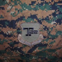 Morale Patch - Woodland Subdued