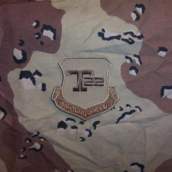 Morale Patch - Desert Subdued - Velcro
