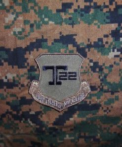 Morale Patch - Woodland Subdued - Velcro