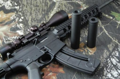 Barrel Shroud for AR-10, AR-15, S&W M&P15-22, and more.