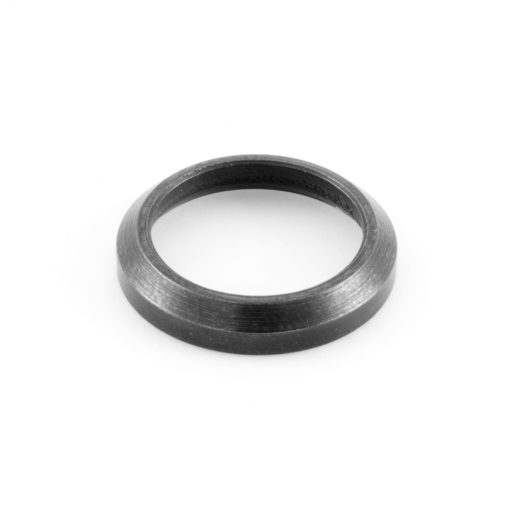 """1/2"""" Crush Washer for AR-15 - Black"""