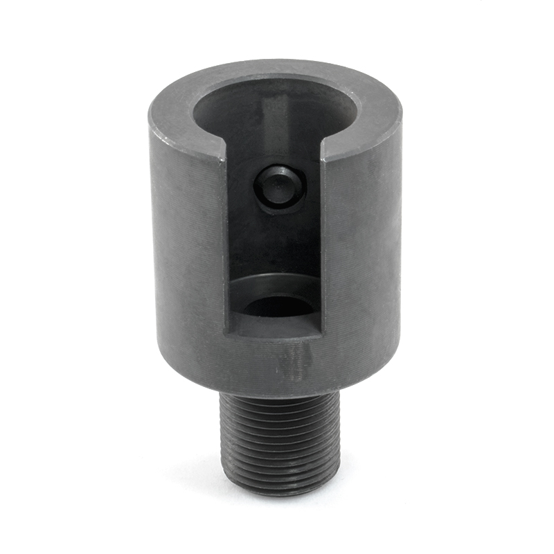 Ruger non threaded barrel adapter to quot thread