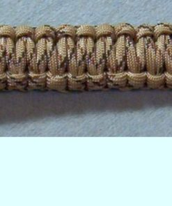 Survival Strap - Large - Brown Camo