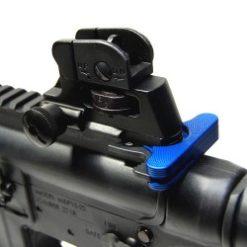 S&W M&P15-22 Charging Handle - Aluminum - Police Blue