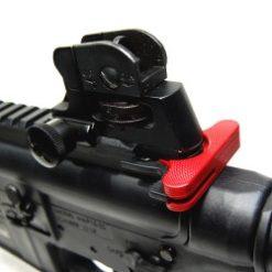 S&W M&P15-22 Charging Handle - Aluminum - Red