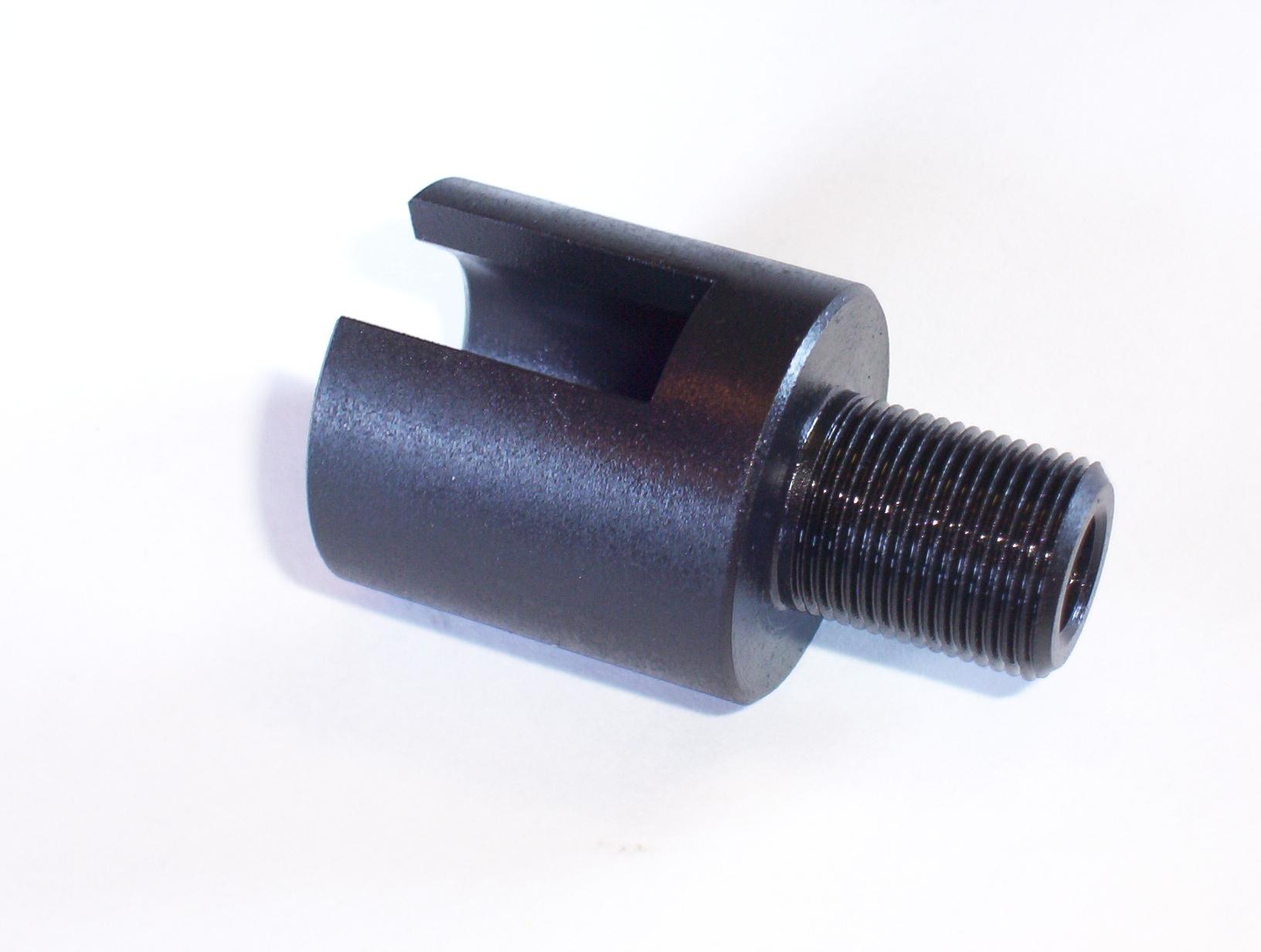 Barrel thread adapter for henry u s survival ar