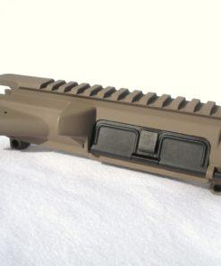 AR15 Upper Receiver - Assembled - FDE Cerakote