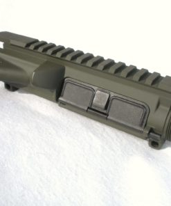 AR15 Upper Receiver - Assembled - O.D. Green Cerakote