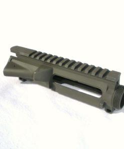 AR15 Upper Receiver - Stripped - O.D. Green Cerakote