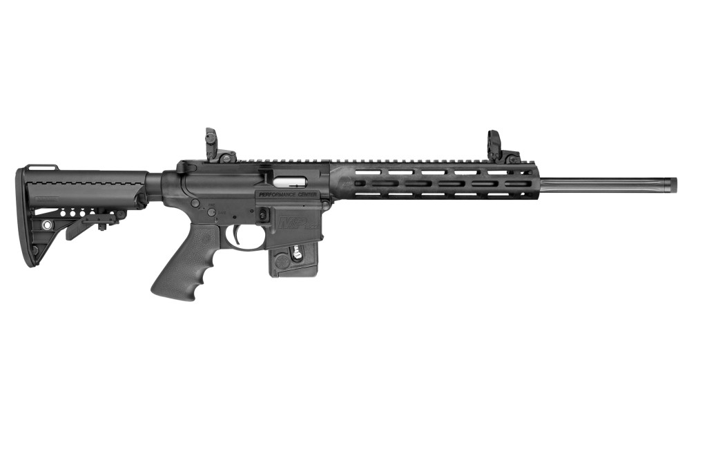 Smith & Wesson Performance Center M&P15-22 SPORT - 10205