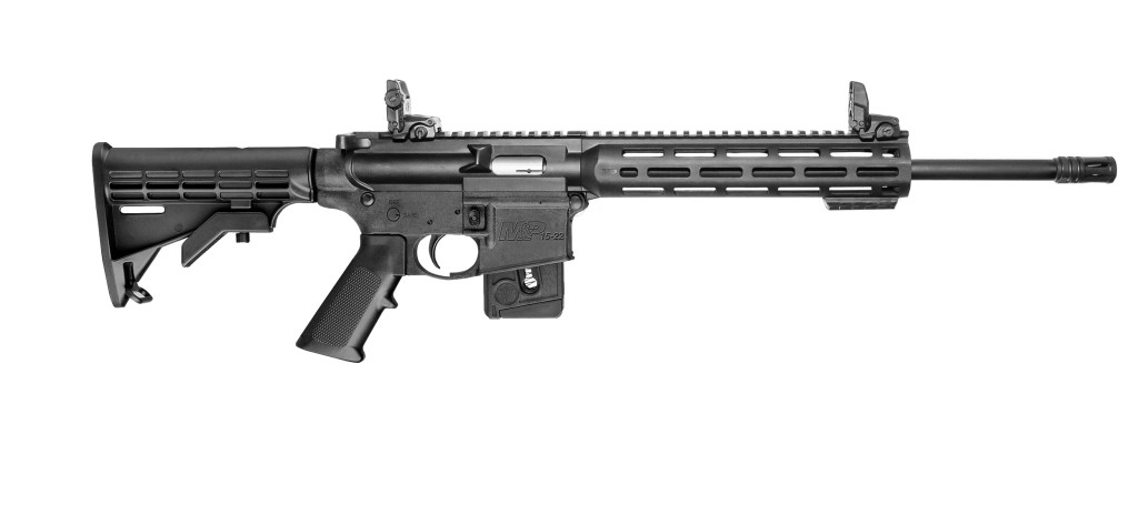 Smith & Wesson M&P15-22 SPORT 10 Round Compliant - 10206