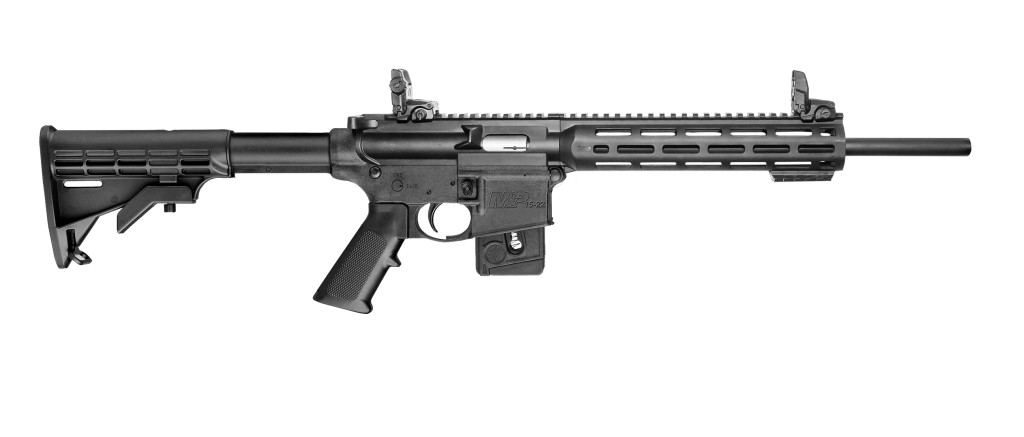 Smith & Wesson M&P15-22 SPORT Compliant CT / MA / MD / NJ - 10207