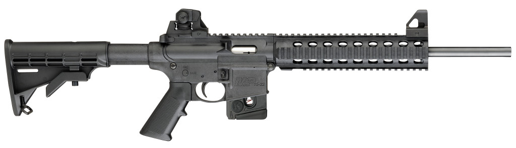 Smith & Wesson M&P15-22 Compliant - 811031