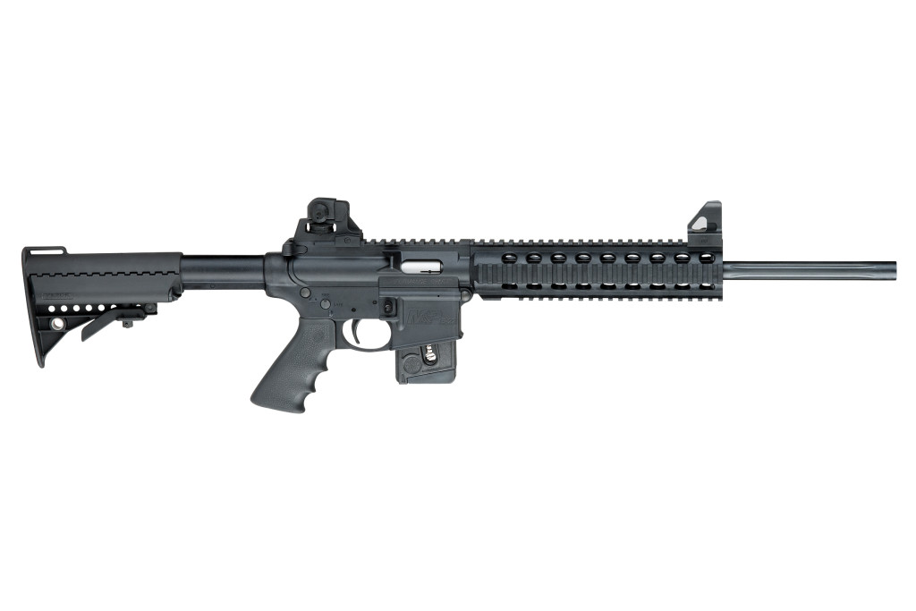 Smith & Wesson M&P15 Sport 10 Rnd Mag Fixed Stock Compliant - 811037