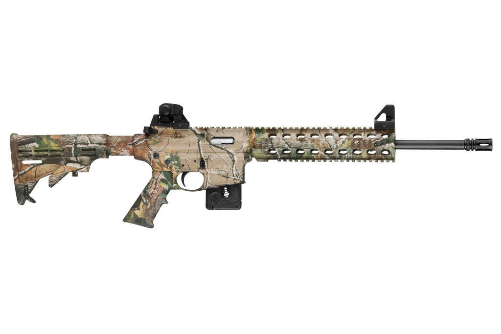 Smith & Wesson M&P15-22 Realtree APG HD - 811046