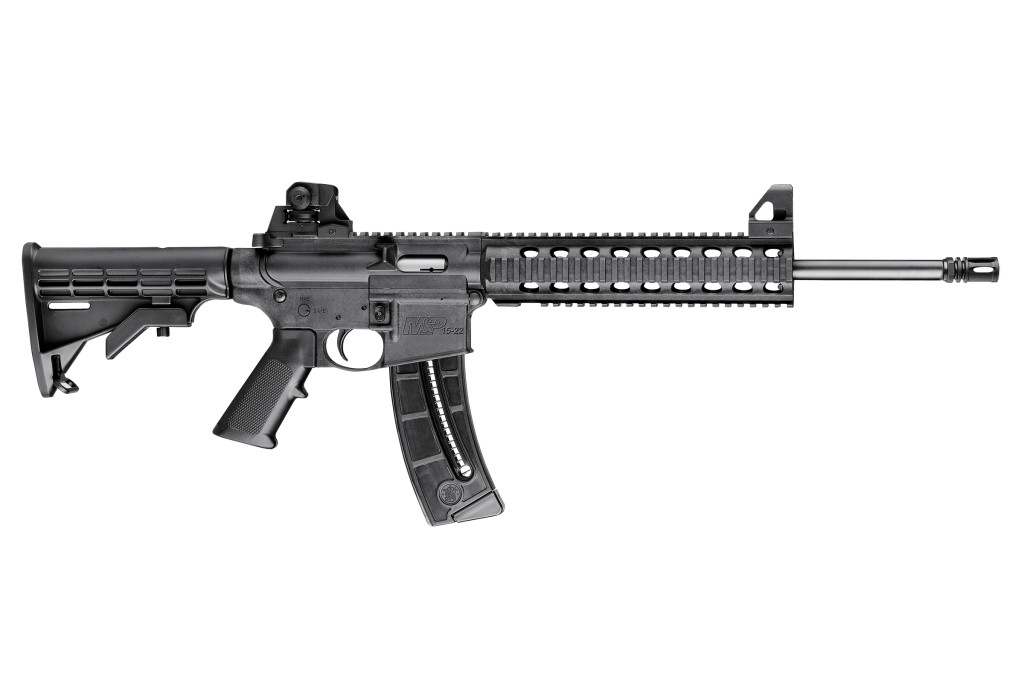 Smith & Wesson M&P15-22 - 811062