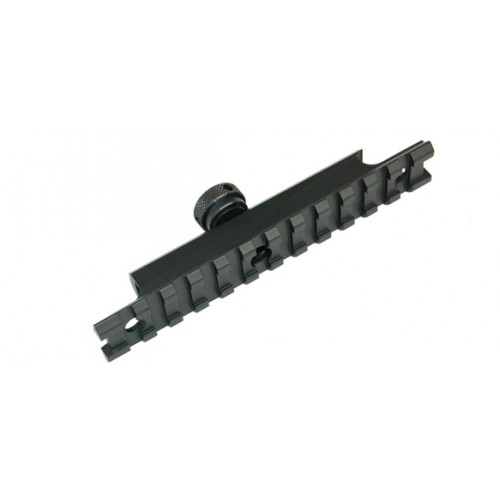 AR-15 Carry Handle Scope Mount
