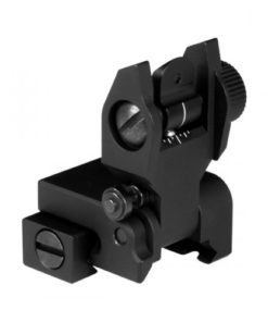 Guntec AR-15 Flip Up Sights