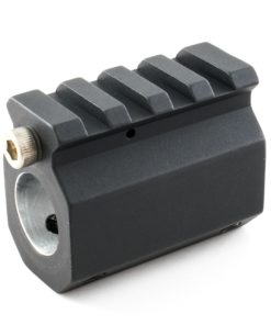 S&W M&P15-22 Gas Block with Picatinny Rail