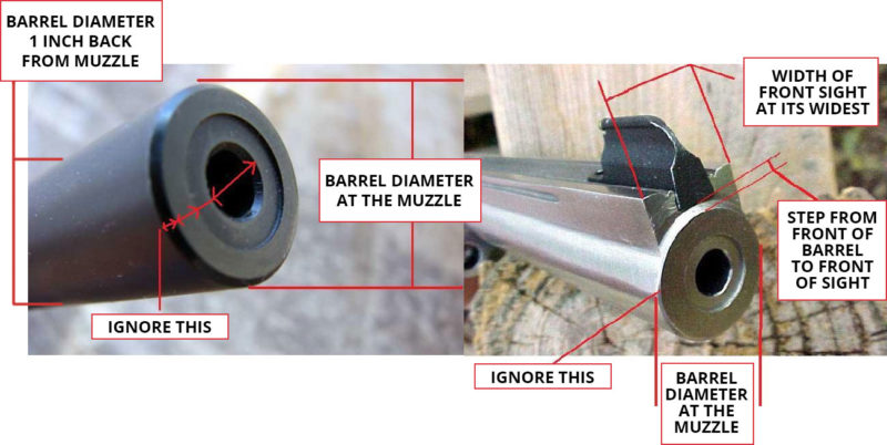 Gun-Barrel-Measurements