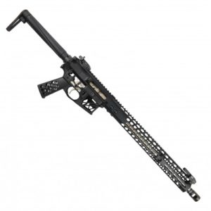 Airlite Series Skeletonized Aluminum Pistol Grip