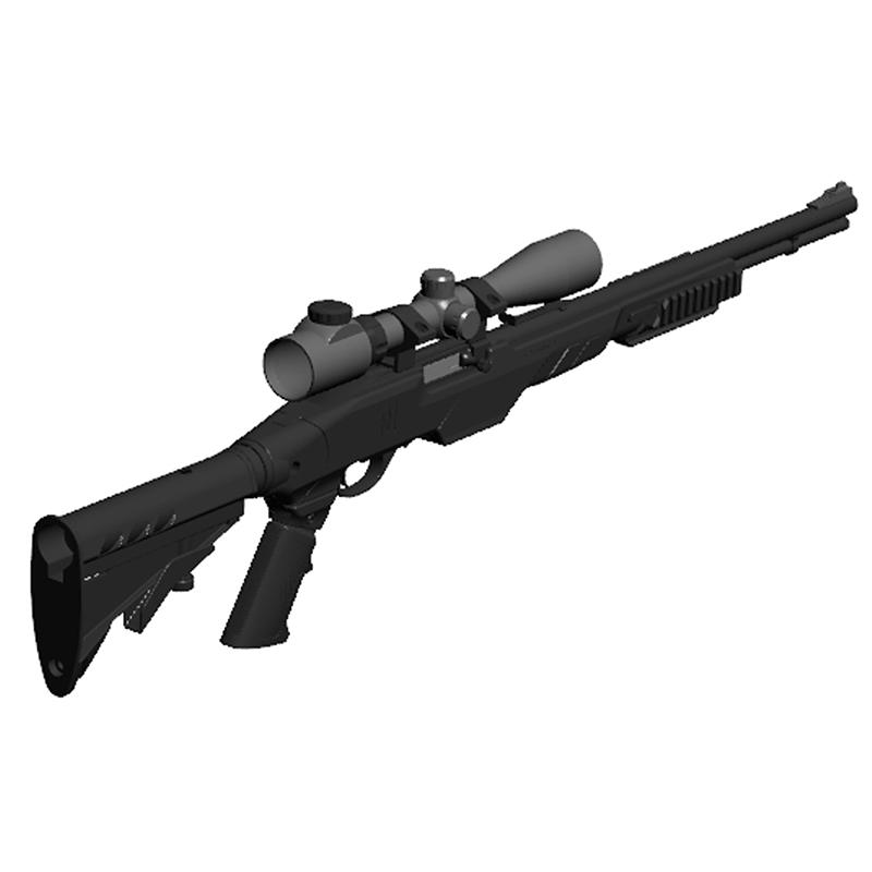 Tactical Marlin Glenfield Model 60 795 Stock Tacticool22
