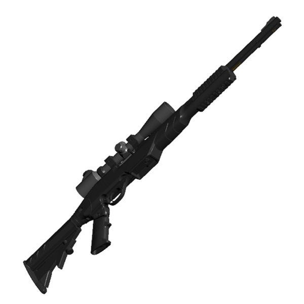 Tactical Marlin Glenfield Model 60-795 Stock - Bottom