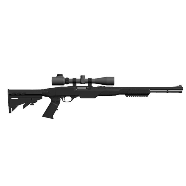Tactical Marlin Glenfield Model 60-795 Stock - Side