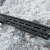 "12.5"" M-LOK Free-Floating Handguard with Monolithic Picatinny Rail - AR-15"