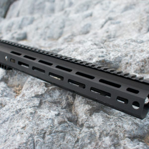 "12.5"" M-LOK Free-Floating Handguard with Monolithic Picatinny Rail - AR-15"