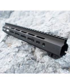 M-LOK Free-Floating Handguard with Monolithic Picatinny Rail – AR-15