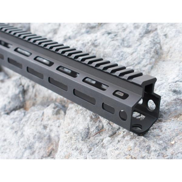 M-LOK Free-Floating Handguard with Monolithic Picatinny Rail – AR-15