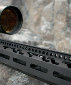 "12.5"" M-LOK Free-Floating Handguard with Split Picatinny Rail - AR-15"
