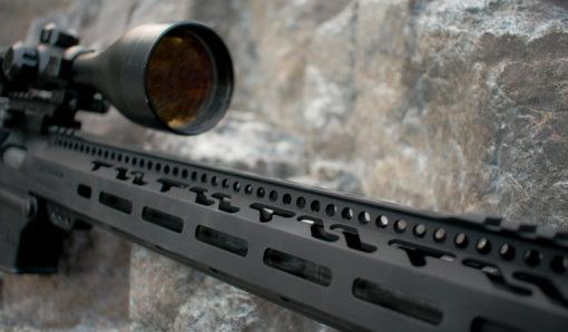 "12.5"" M-LOK Free-Floating Handguard with Split Picatinny Rail - AR-15"